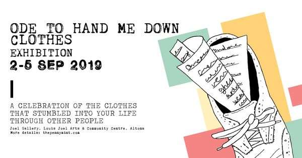 Ode to Hand-Me-Down Clothes